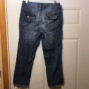 Tommy Hilfiger crop jeans 4